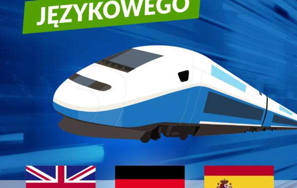 Wsiąść do pociągu językowego