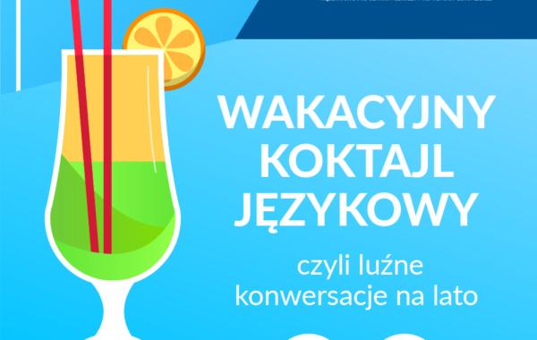 Wakacyjny Koktajl Językowy
